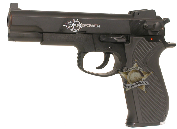 Pistol Firepower cal.9 [ARC] METAL